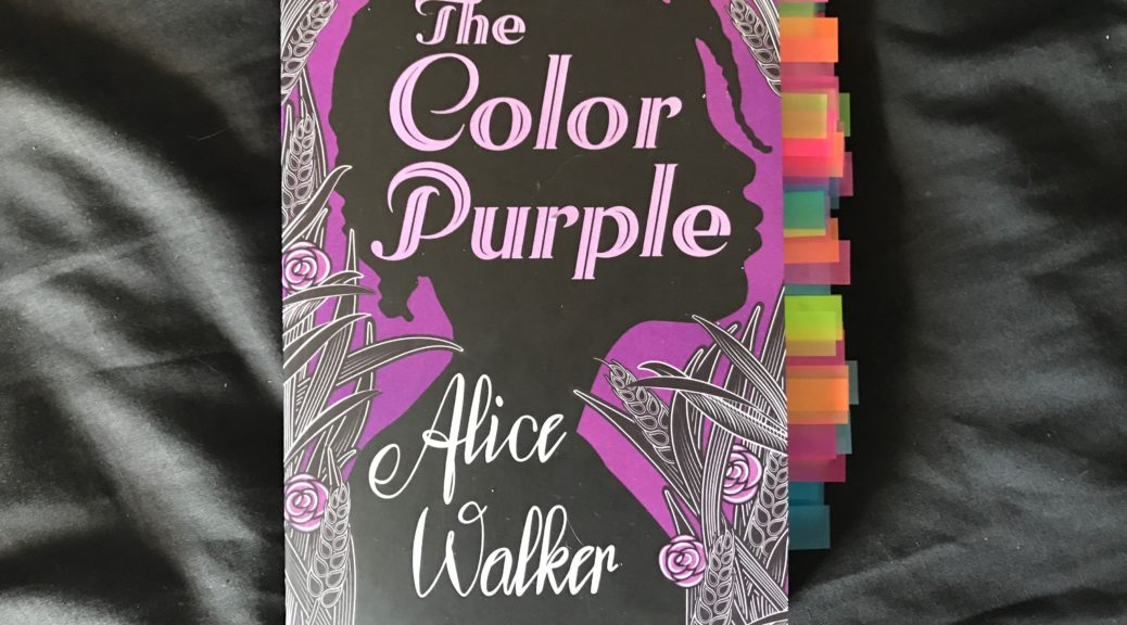 a summary of alice walkers the color purple While author alice walker won pulitzer prize for fiction in 1983 for her novel 'the  colour purple', the book is frequently targeted by censors for.